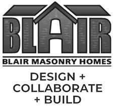 Blair Masonry Homes